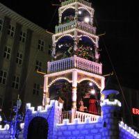 Weihnachtspyramide in Kassel, für Micha zum Geburtstag!!!, Кассель