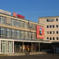 Kassel Hbf, Кассель