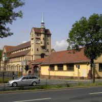 Offenbach: Ehemaliges Sozialgebäude der Farbwerke Hoechst, Оффенбах