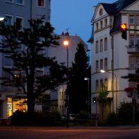 Abend an der Kreuzung, Оффенбах