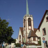 Ev. Gustav-Adolf-Gemeinde Offenbach Bürgel, Оффенбах