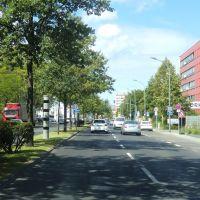 Offenbach, Spessartring - Radar-Foto, Оффенбах