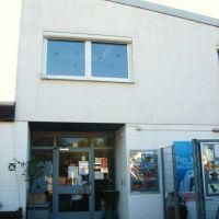 Eingangsgebäude und Zugang zum Katzenhaus, Оффенбах