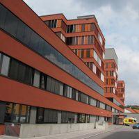 Offenbach: neues Klinikum, 2010 bezogen, Оффенбах