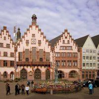 Frankfurter Römer, Франкфурт-на-Майне