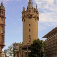 Eschenheimer Turm  - Frankfurt am Main, Франкфурт-на-Майне
