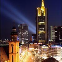Fraunkfurt Hauptwache, Франкфурт-на-Майне