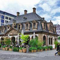 Cafe in Frankfurt Main _MR, Франкфурт-на-Майне