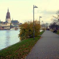 Χειμώνας στη Φρανκφούρτη (Winter in Frankfurt...), Франкфурт-на-Майне
