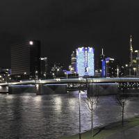 Frankfurt Skylines ( for Olympist ), Франкфурт-на-Майне