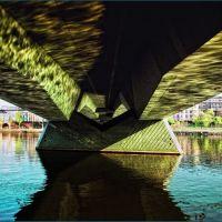 Unter der Brücke, Франкфурт-на-Майне