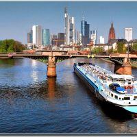 Schiff ahoi!, Франкфурт-на-Майне