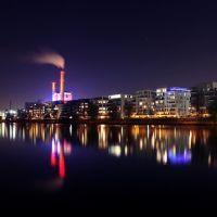 Frankfurt Westhafen, Франкфурт-на-Майне
