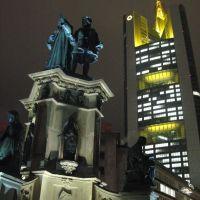 Gutenberg - Denkmal, Франкфурт-на-Майне