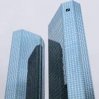 Frankfurt Skylines, Франкфурт-на-Майне