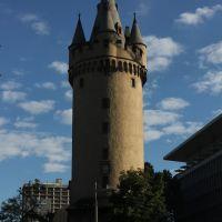"""Escheinheimer Landturm """"Guard tower"""", Frankfurt, Франкфурт-на-Майне"""