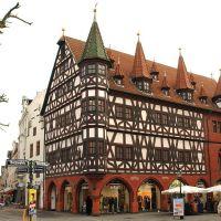 Altes Rathaus, Фульда
