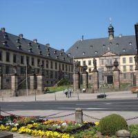 Stadtschloss, Фульда