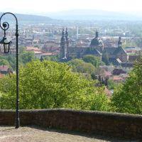 Fulda vom Frauenberg, Фульда