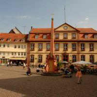 """Marktplatz """"Unterm Heilig Kreuz"""", Фульда"""