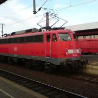 Fulda, Elok, 110 437, mehr auf www.lokomotive-online.com, Фульда