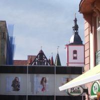 Bausünde in Fulda, Фульда