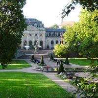 Fulda - Schloßpark, Фульда