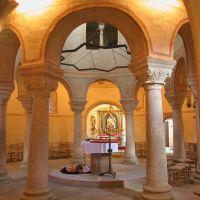 In der Michaeliskirche, Фульда