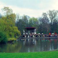 Kundgebung zum 1. Mai im Kurpark, Вильгельмсхавен