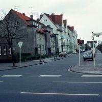 Lindenstraße von der Peterstraße, Вильгельмсхавен