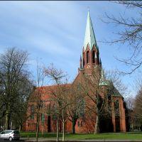 Wilhelmshaven: Lutherse kerk, Вильгельмсхавен