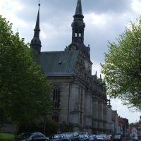 Wolfenbüttel City - Kirche Beatae Mariae Virginis, Волфенбуттель