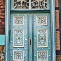 Schöne Tür in Wolfenbüttel - 2 -, Волфенбуттель
