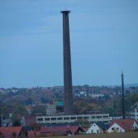 Wolfenbüttel, Blick auf den Scheringturm, Волфенбуттель