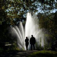Herbst im Park - Ősz a parkban, Волфенбуттель