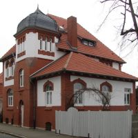 Romantische Villa in Wolfenbüttel, Волфенбуттель