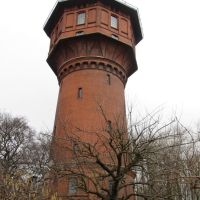 Wasserturm in Wolfenbüttel, Волфенбуттель