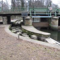 Fischtreppe an der Oker in Wolfenbüttel, Волфенбуттель
