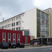 KUBA-Gewerbehof Wolfenbüttel mit KUBA-Tonmöbel-Museum, Волфенбуттель