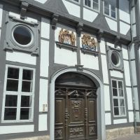 Germany, Wolfenbüttel, just a nice house, Волфенбуттель