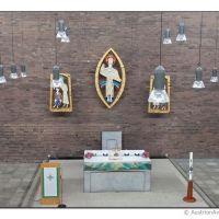 Wolfenbüttel  - St.Thomas Kirche - Innenansicht, Волфенбуттель