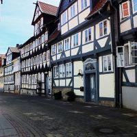 Bent Houses, Волфенбуттель