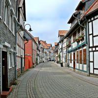 Wolfenbüttel - Krumme Strasse  (2), Волфенбуттель