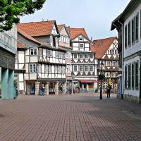 Wolfenbüttel - Großer Zimmerhof, Волфенбуттель