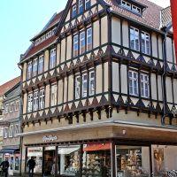 Wolfenbüttel - grandioses Fachwerkhaus, Волфенбуттель