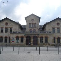 Wolfenbüttel, (Kultur-)Bahnhof 1, Волфенбуттель