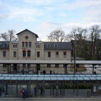 Wolfenbüttel, (Kultur-) Bahnhof 3, Волфенбуттель
