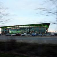 Arena, Вольфсбург