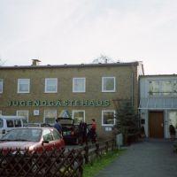 Jugendgästehaus in wolfsburg, Вольфсбург