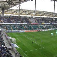 Volkswagen Arena (VfL Wolfsburg), Wolfsburg, Вольфсбург